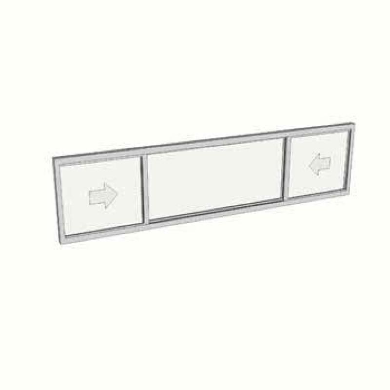 600 x 2410 3 Light sliding window