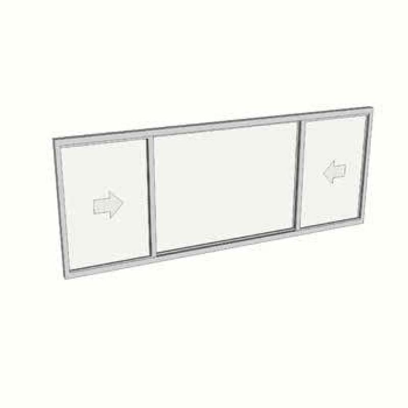 900 x 2410 3 Light sliding window